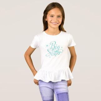 Big Sister T shirt - Vintage T shirts for kids