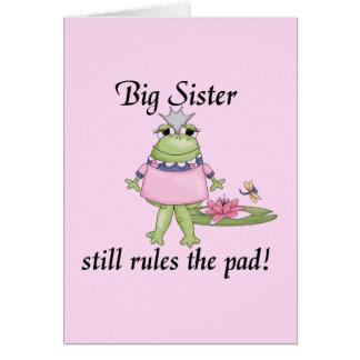 Big Sister T-shirts and Gifts Card