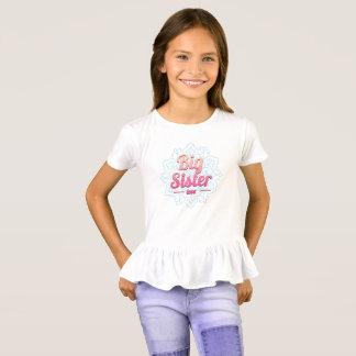 Big Sister Tshirt - Big Sis Tees Cute Colorful