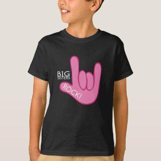 Big Sisters Rock! Shirt