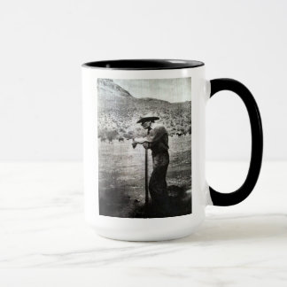 BIG SIZE Mug with Logo and Tap Duncan