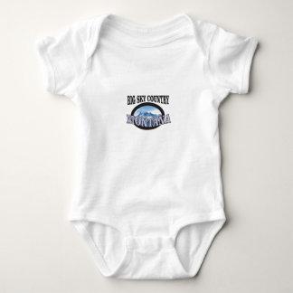 big sky country Montana Baby Bodysuit