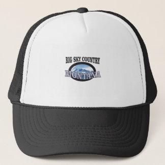 big sky country Montana Trucker Hat