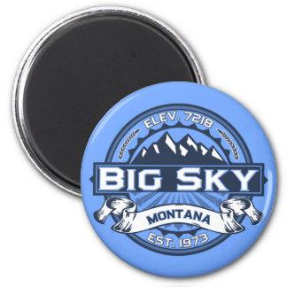 Big Sky Logo Magnet