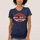 Big Sky Logo Red T-Shirt
