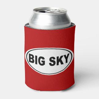 Big Sky Montana Can Cooler