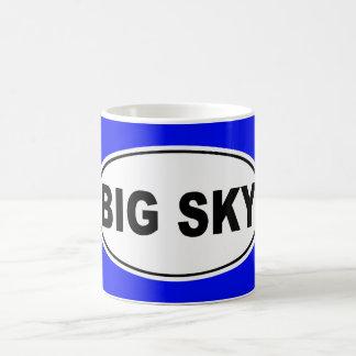 Big Sky Montana Coffee Mug