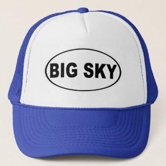 Big Sky Montana Trucker Hat