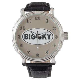Big Sky Montana Watch