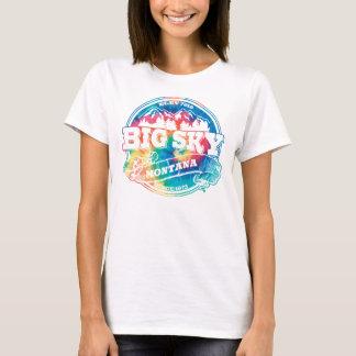 Big Sky Old Tie Dye T-Shirt