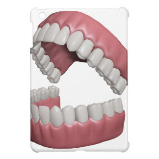 big smile teeth iPad mini case