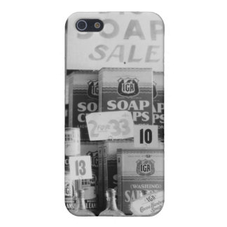 Big Soap Sale iPhone 5/5S Cover