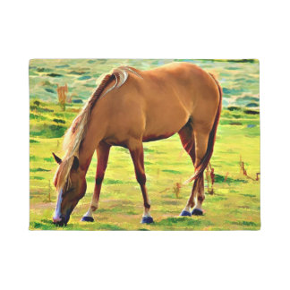 BIG SPRINGS HORSE DOORMAT
