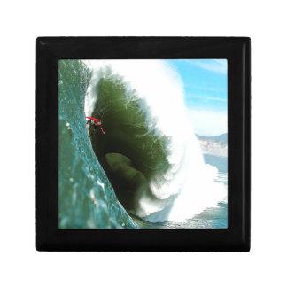 Big Steep Surfing Wave Gift Box