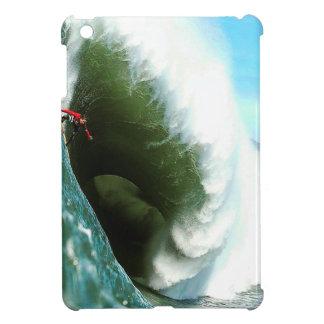 Big Steep Surfing Wave iPad Mini Cover