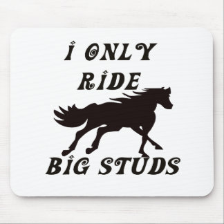 Big Studs Mouse Pad