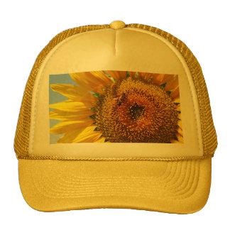 Big Sunflower Cap
