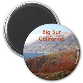 Big Sur, California landscape Magnet