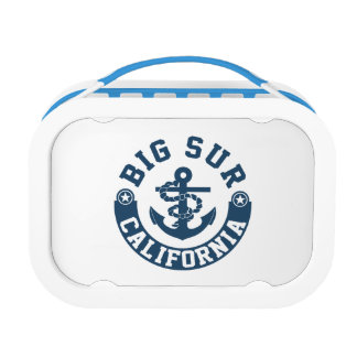 Big Sur California Lunch Box