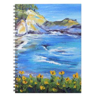 Big Sur California Notebook