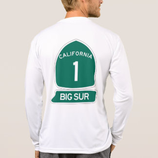 Big Sur - California's Most Beautiful Coast! T-Shirt