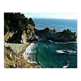 Big Sur Postcard