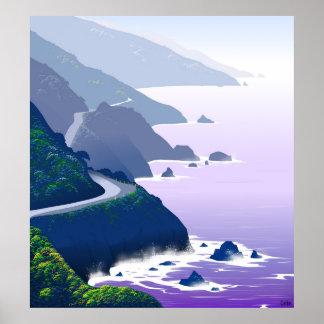 Big Sur Poster