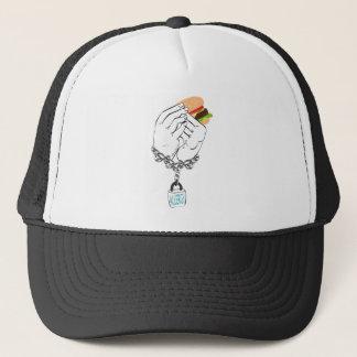 Big Tasty Burger and Hands2 Trucker Hat