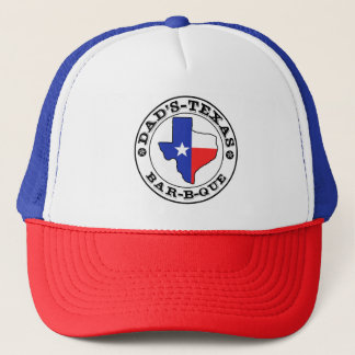 Big Texas BBQ Trucker Hat by Mini Brothers