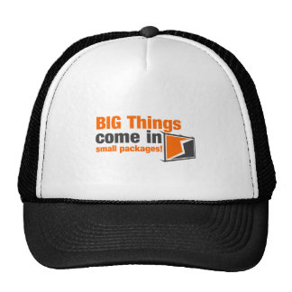 BIG Things Come In Small Packages Cap
