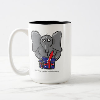 Big Things Come In Small Packages Mug