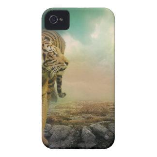 Big Tiger iPhone 4 Case-Mate Cases