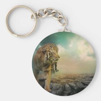 Big Tiger Key Ring