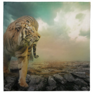 Big Tiger Napkin