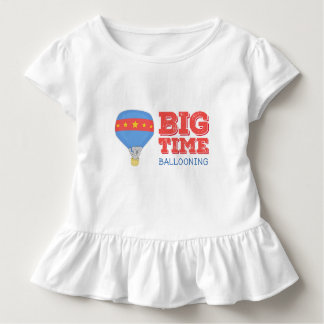 Big Time Ballooning Dress