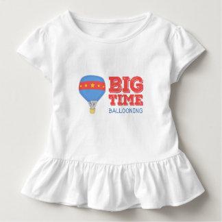 Big Time Ballooning Dress