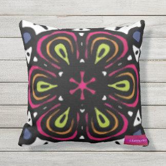 Big to flower cushion