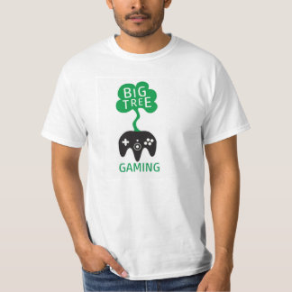Big Tree Gaming a slippery Fox Shirt