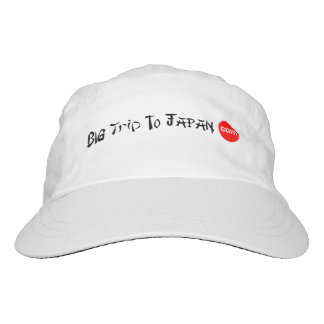 Big Trip To Japan Woven Performance Hat