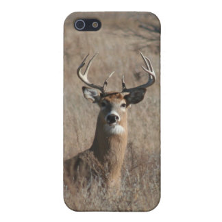 Big Trophy Buck Deer Camo iPhone 5C Case