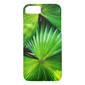 Big Tropical Leaves iPhone 8/7 Case