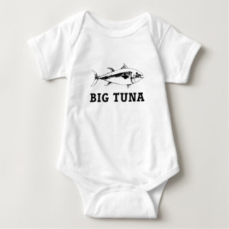 Big Tuna Baby Bodysuit