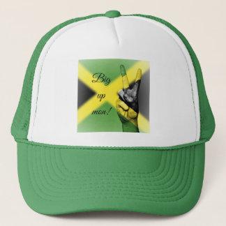 Big up mon! -Baseball hat