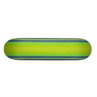 Big Vertical Stripes 05 Set 1 Skateboard