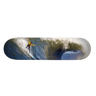 Big Wave at the Mavericks Surfing Competition 21.6 Cm Skateboard Deck