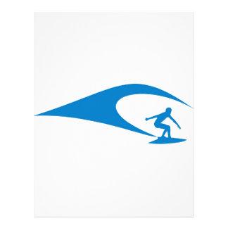 Big Wave Flyer Design