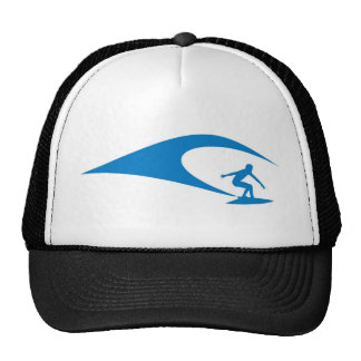 Big Wave Trucker Hats