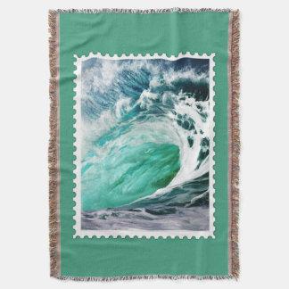 Big Wave Keeps on Rolling Stamp