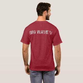 Big Wave V T-Shirt