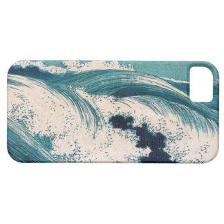 Big Waves - Uehara Konen iPhone 5 Cases